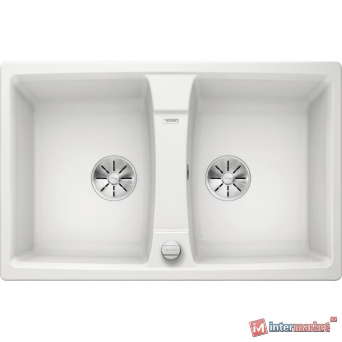 Кухонная мойка Blanco Lexa 8, белый