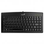 Клавиатура, Genius, LuxeMate 100, USB, Чёрный