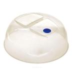 Крышка для Микроволновка с клапаном, 25 см/PLAST TEAM