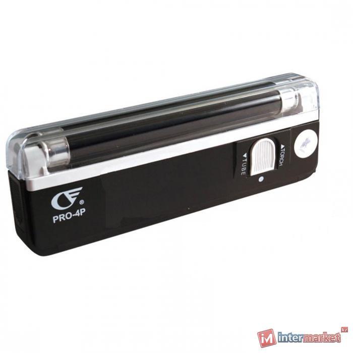 Ультрафиолетовый детектор банкнот PRO 4P